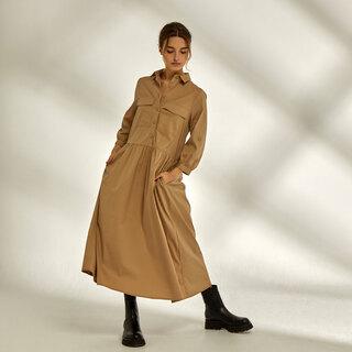 ⌛️In Motion⌛️  Vestido Colette    #andmeunlimited #SOFTcollection #NEWin #AW21 #FALLcollection #autumnfashion #autumnoutfits #ootdinspiration #streetstyle #modaespañola #marcaespaña #madewithlove