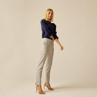💫 Blusa Sonia & Pantalón Joan 💫  #andmeunlimited #newin #springfashion #ss21 #suits #blue #prints