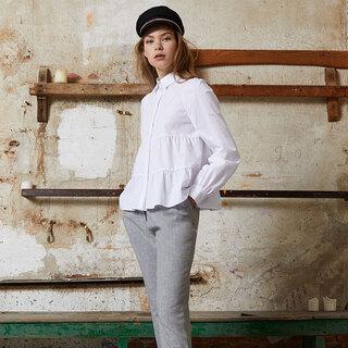 💌My favorite shirt 💌   #andmeunlimited #SOFTcollection #whiteshirt #saturdayvibes #HOMEwear #ootdinspiration #madeinspain